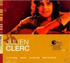 CD - JULIEN CLERC - L'essentiel vol1