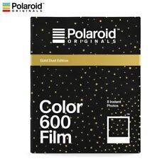 Polaroid Originals GOLD DUST Color instant film for 600 636 660 OneStep i-Type
