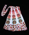 Skirt GYPSY Fashion ETHNIC INDIAN COTTON HAND BLOCK PRINT WRAP AROUND SARONG 3