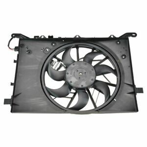 Radiator Fan Cooling Assembly for Volvo S60 S80 V70 XC70