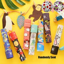 Toddler Sensory 3D Imaginative Toys Cartoon Kaleidoscope Fancy Colorful World