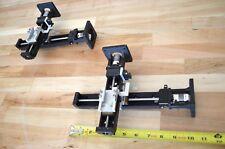 NSK MCM03 Linear Ballscrew Actuator XY Stage w/ Nema23 Motor Mounts -CNC DIY Kit