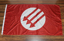 New Eiserne Front Flag Anti Nazi Fascist Fascism Trump Germany Weimar Republic