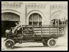 Pre-Pro Consumer's Brewing Co. Beer Truck NEW Metal Sign: New York City
