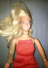 Figurine Super Jaimie * Bionic woman doll * kenner * 1976 * Jamie sommers