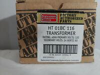 OEM Carrier Bryant Payne HT01BC116  40VA Control Transformer