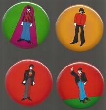 Yellow Submarine Pins * by The Beatles (1968, Primrose)