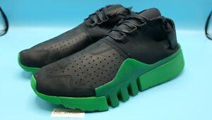 adidas Y-3 Yohji Yamamoto AYERO Black Olive Sneakers sz11.5 (US) CG3170 Low