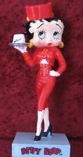 """Figurine Betty Boop Résine """"Groom"""" Hauteur 13 cm Neuf Emballé"""