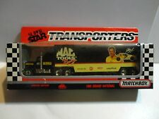Matchbox Super Stars Transporters Black Stanley Tools Semi Rig