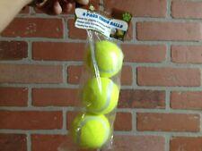 Pet Solutions 3 Pack Tennis Balls