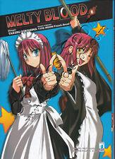 MELTY BLOOD 8 - FAN 175 - Star Comics - NUOVO