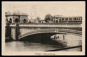 AX0515 Padova - Ponte sul Piovega - Cartolina postale - Postcard