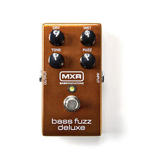 MXR M84 Bass Fuzz Deluxe Bass Guitar Effects Pedal!