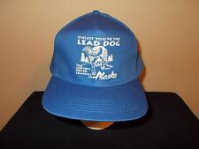 VTG-1990s Sled Dogs Husky Alaska Racing Lead Dog snapback hat sku22