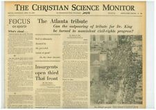 More details for martin luther king assassinated funeral civil rights bill april 10 1968 b23