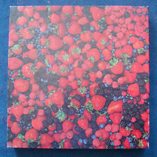 jigsaw puzzle 500 pc Eaton Very Berry Nice strawberries and raspberries 18x24""