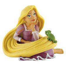 Disney-Rapunzel (con Chameleon) Cake Topper Estatuilla / Pastel Figura Bullyland
