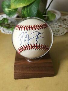 Michael Jordan Autographed Baseball