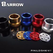 Barrow Liquid Cooling D5/MCP655 pump Gap PMMA/Aluminum retrofit kit—Blue