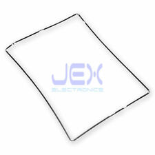 Black Digitizer Mid Frame Bezel Plastic Outer Screen Support for iPad 3 or 4