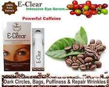 Caffena & Péptidos Intensivo Suero para ojeras 100% café