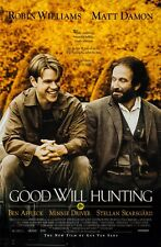Good Will Hunting Poster Length 500 mm Height: 800 mm SKU: 9106