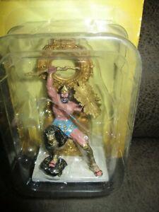 Mythologie Grec-Agostini-Figurine collector Zeus-Neuve-Sous emboitage