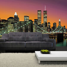 Decal Photo Decoration New York City Home Wall Sticker Mural 366cm x 254cm