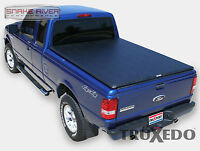 TRUXEDO TRUXPORT SOFT ROLL UP TONNEAU COVER 82-11 FORD RANGER 6 FT BED NO FLARE