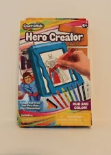 Creative Kids Hero Creator *Items in Box Great* Box is Damaged