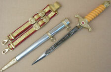 PERFECT Bulgaria Military Doctor Medical parade Dagger dirk, official issue 2011