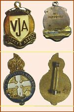 Girls Brigade Badge & Victorian Jockey's Assoc. Badge
