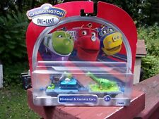 Chuggington Die-Cast - Dinosaur & Camera Cars - New in Package