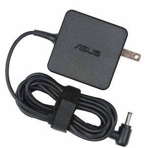 Original AC Adapter Charger Asus VivoBook F102BA F201E S200E X200M Power Supply