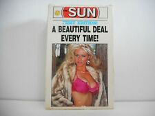 Sunshine Girls Playing Cards First Edition Toronto Sun Full 54 Card Nude Vintage