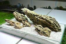 NATURAL Dragon Rock (set 2) 6 pieces STONE AQUARIUM AQUASCAPING IWAGUMI