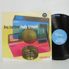 Lou Barlow / Rudy Trouve - S/T LP 2000 BELGIUM ORIG Sub Rosa Dinosaur Jr NIRVANA