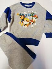 Anzug Hausanzug Trainingsanzug Hose Pullover Paw Patrol 2 Teile Kinder 110/116