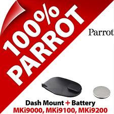 Parrot Adhésif Support Tableau de bord + BATTERIE POUR MKI9000 MKI9100 MKI9200