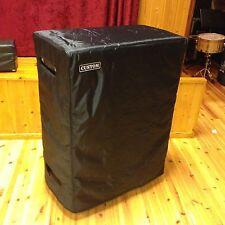Custom padded cover for FENDER Bassman 100 4x12 bass cabinet (circa 1978)