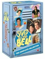 SAVED BY THE BELL COMPLETE COLLECTION ( 16 DVD Disc Box Set) Brand New