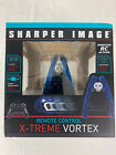 sharper Image X-Treme Vortex Gyrobot RC Robot Ball With Remote