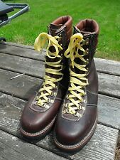 Mont Blanc Sears hiking mountain boots deadstock