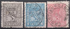 Norway Norge Norwegen used (2529