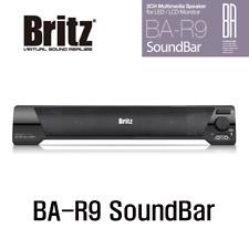 Britz Korea BA-R9 SoundBar 2ch Multimedia Theater Surround Speaker LCD Monitor