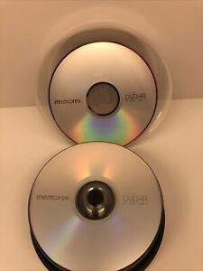 25 Memorex Blank DVD+R DL 8x 8.5GB 240min Double Dual Layer (Open Box)