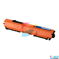 Cyan Toner Cartridge Compatible for HP 126A CE311A for LaserJet 100MFP