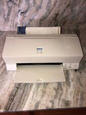 EPSON STYLUS COLOR 660 PRINTER E141861 Model P954A-RARE VINTAGE-SHIPS N 24 HOURS