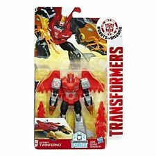 Transformers Robots In Disguise Combiner Force Warrior Twinferno Action Figure